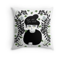 Get Lost! Throw Pillow