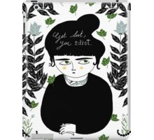 Get Lost! iPad Case/Skin