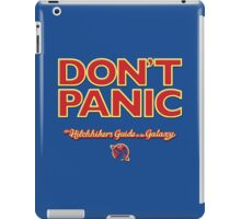 The Hitchhiker's Guide to the Galaxy iPad Case/Skin