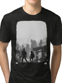 The Last of Us : Limbo edition Tri-blend T-Shirt
