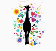 Giraffe world Unisex T-Shirt