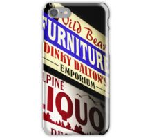 I dont even know iPhone Case/Skin