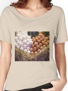 Eggs for sale  Women's Relaxed Fit T-Shirt