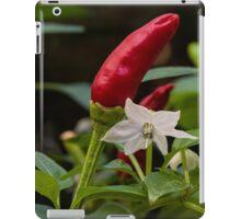 Chilli Flowers iPad Case/Skin