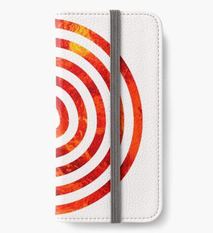 Spiral  iPhone Wallet