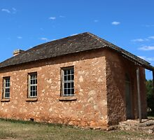The Old School at Greenough by myraj