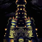 Chrono Trigger Magus Castle by likelikes