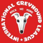 The International Greyhound League by jameshardy