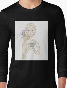 LOUISA PRINT Long Sleeve T-Shirt