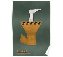 Fargo Wood Chipper Poster