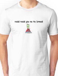 spongebob ravioli Unisex T-Shirt