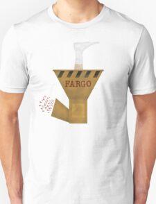 Fargo Wood Chipper Unisex T-Shirt