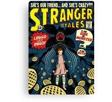 Stranger Tales Canvas Print