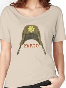 Fargo Sheriff Marge Gunderson Women's Relaxed Fit T-Shirt