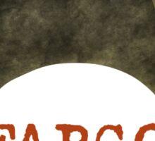 Fargo Sheriff Marge Gunderson Sticker