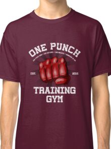 One Punch Gym Classic T-Shirt