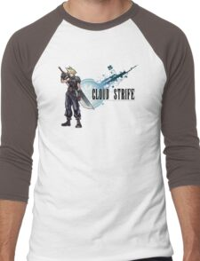 Cloud Strife Men's Baseball ¾ T-Shirt