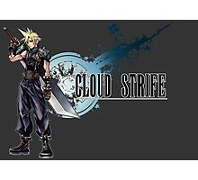 Cloud Strife Photographic Print