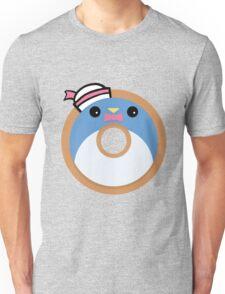 Tuxedo Sam Donut Unisex T-Shirt