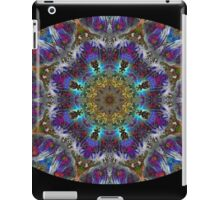 Barnie Paw Prints Kaleidescope 4 iPad Case/Skin