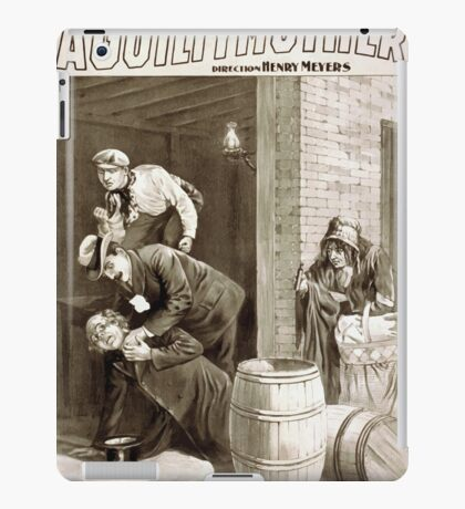 Performing Arts Posters Gorgeous scenic play A guilty mother 1091 iPad Case/Skin