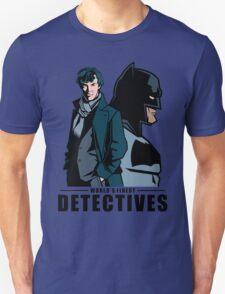 World's Finest Detectives Unisex T-Shirt