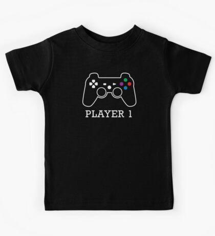 Player 1 Kids Tee