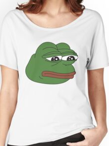 Rare pepe Women's Relaxed Fit T-Shirt