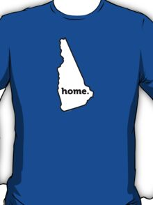 New Hampshire. Home. T-Shirt