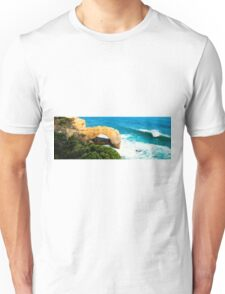 The Arch at Port Campbell National Park Unisex T-Shirt