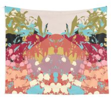 Low lying mountain ranges 5 Wall Tapestry