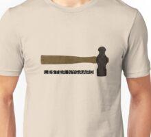 Fargo Hammer of Lester Nygaard Unisex T-Shirt