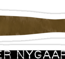 Fargo Hammer of Lester Nygaard Sticker