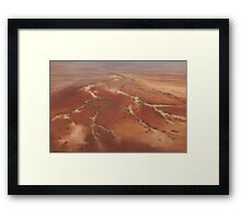 Aussie Outback Framed Print