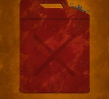 Fargo Gas Can by YoPedro