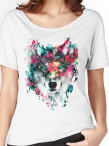 Wolf II Women's Relaxed Fit T-Shirt