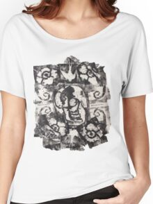 Square Skulls 'N' Roses (extra options) Women's Relaxed Fit T-Shirt