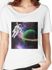 Discovering The Doritos Rings of Dew Women's Relaxed Fit T-Shirt
