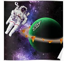 Discovering The Doritos Rings of Dew Poster