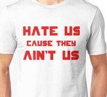 The interview movie: hate quote Unisex T-Shirt