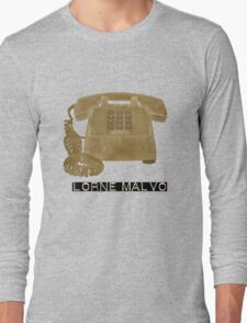 Fargo Telephone Lorne Malvo Long Sleeve T-Shirt