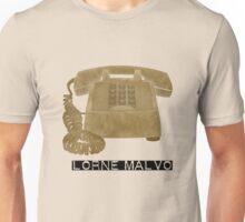 Fargo Telephone Lorne Malvo Unisex T-Shirt