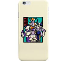 Frieza & Family iPhone Case/Skin