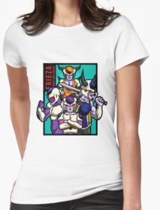 Frieza & Family Womens Fitted T-Shirt