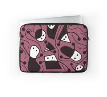 Playful abstract art Laptop Sleeve