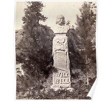 Wild Bill's Monument - John Grabill - 1891 Poster