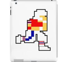 Nintendo Tecmo Bowl New England Patriots Tom Brady iPad Case/Skin