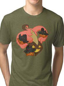 Pumpkin Party Tri-blend T-Shirt