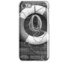 Canal Lifesaver iPhone Case/Skin