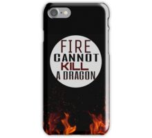 Fire and Dragons iPhone Case/Skin